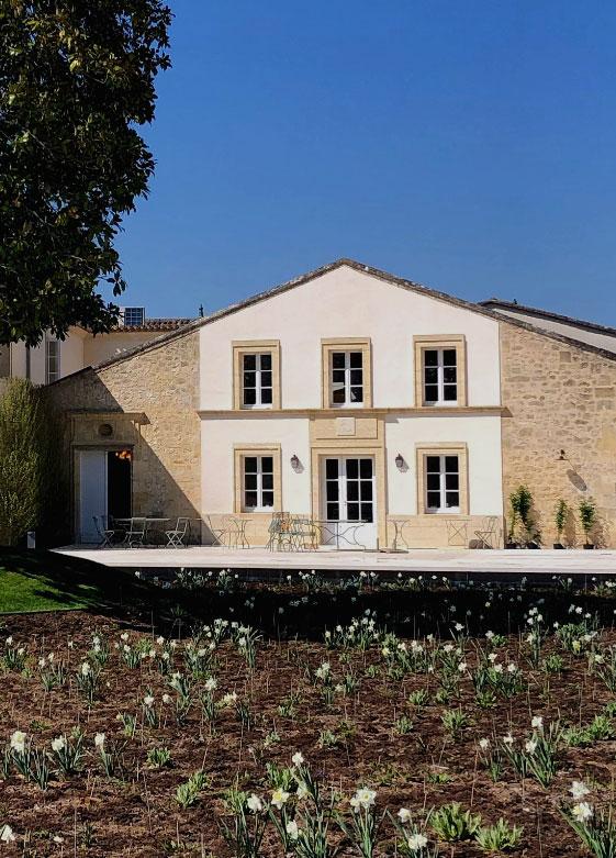 Horaires du Chateau Larmande